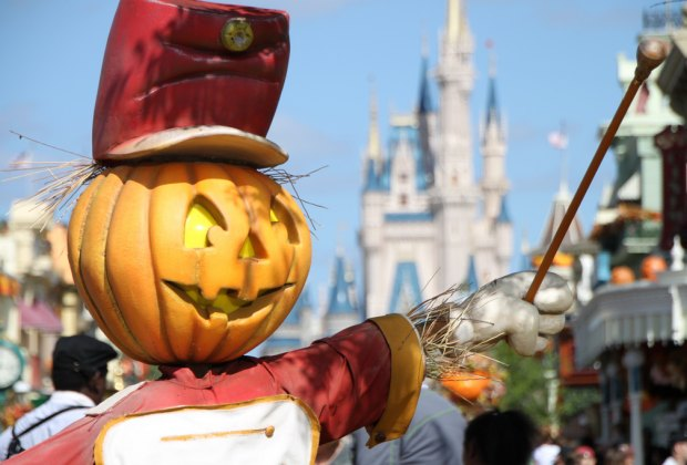 Disneyland gets its fright on in October