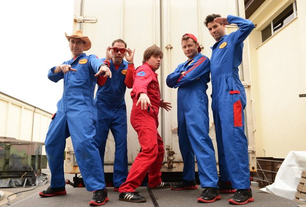 Disney's Imagination Movers headline the final day of the Great South Bay Music Festival.Photo courtesy of Disney
