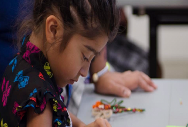 Drop in for free crafts and fun at the Contemporary Art Museum Houston.