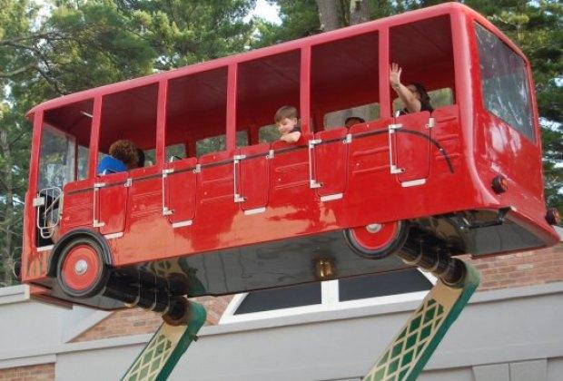 Thomas Land Theme Park Rolls Into Massachusetts Mommy