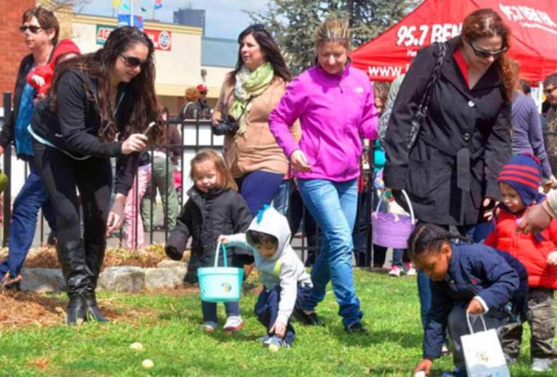 Photo courtesy of East Passyunk Avenue's Easter Egg Hunt