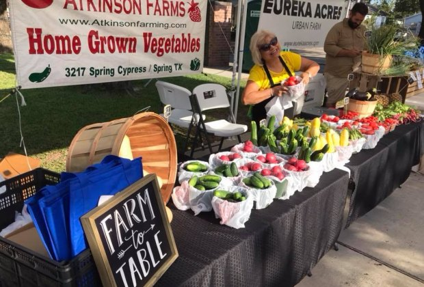 Use your Sunday to stock up on farm fresh goodness for the week./Photo courtesy of East End Farmers Market.