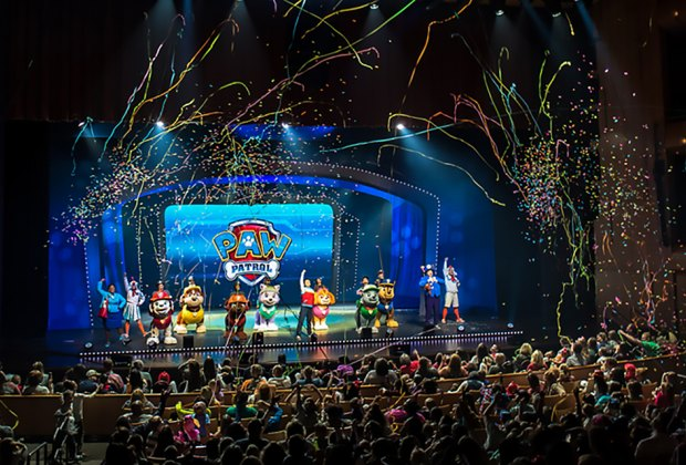 Paw Parol Live: Race to the Rescue comes to Newark this weekend. Photo courtesy of Paw Patrol