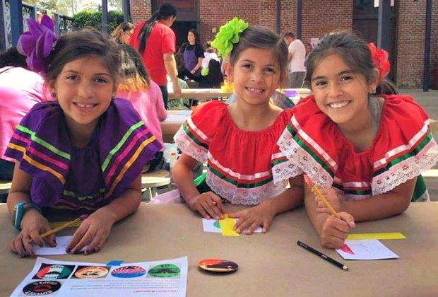 Cinco de Mayo Family Day. Photo courtesy of El Pueblo Historical Monument