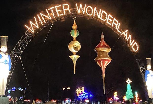 See dazzling displays at Westchester's Winter Wonderland