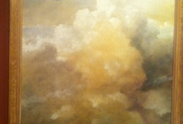One of Eric Sloane's paintings