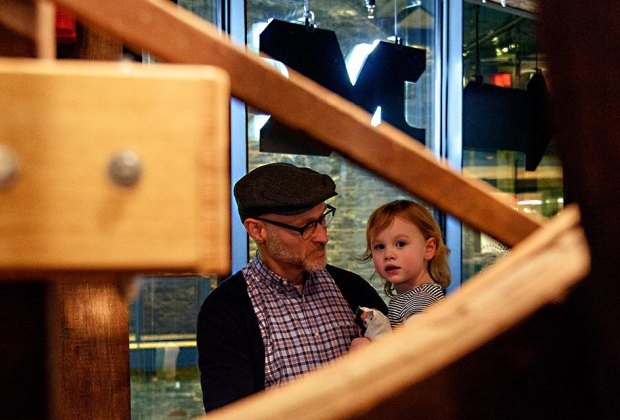 Join a historical scavenger hunt just for little ones at Brooklyn Historical Society. Photo courtesy of BHS