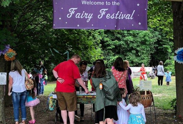 The Orange Country Arboretum's 3rd annual fairy festival takes place Sunday, June 9. Photo courtesy of the arboretum