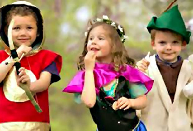 Come dressed in your favorite costume to the Fairywood Fest at the Tilles Center. Photo courtesy of the center