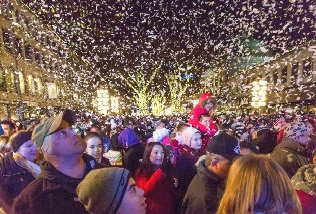 Upcoming Christmas Tree Lighting Ceremonies Around Boston