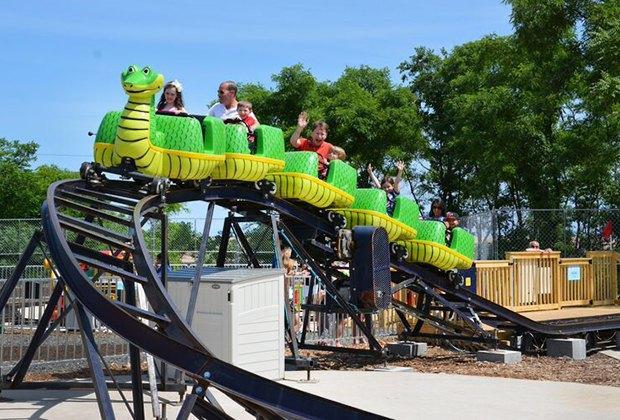 The gentle Corona Cobra Coaster