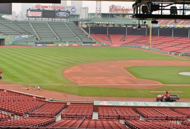 Things To Do with Kids During Spring Break in Boston: Fenway Park