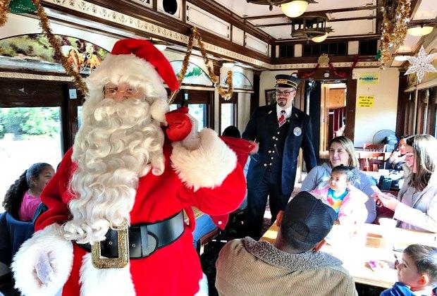 Ho ho ho!  Photo courtesy of Fillmore & Western Railway Company