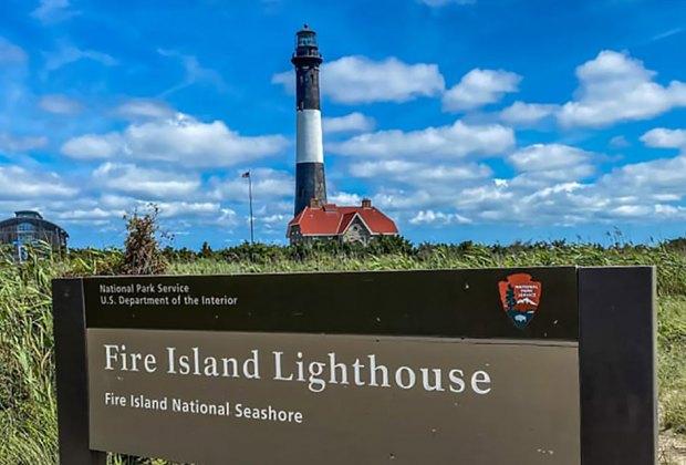 The Fire Island Lighthouse LI spring break activities
