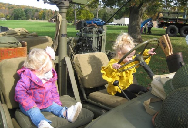 Touch-a-Truck in Flemington is always a kid favorite. Photo courtesy of the event
