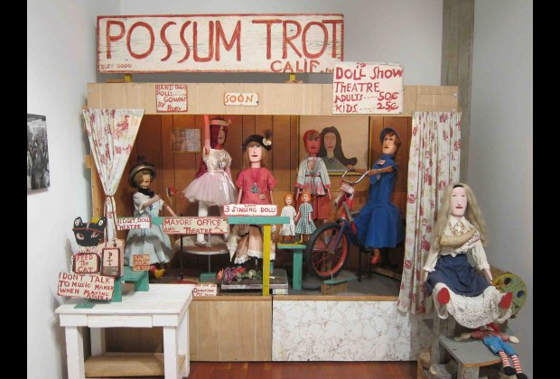 Folk Art at the Milwaukee Art Institute