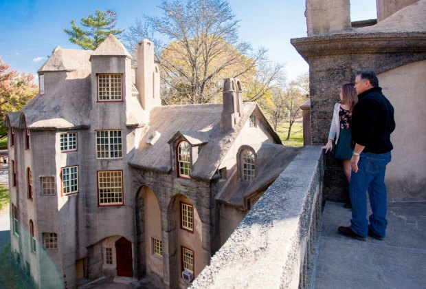 Photo courtesy of Fonthill Castle