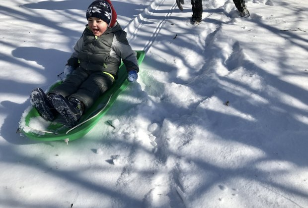 Westchester has sledding spots for everyone from tots to teens.
