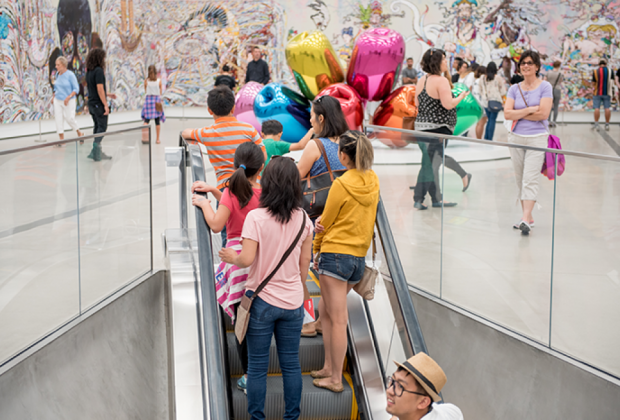 Photo courtesy of The Broad Museum