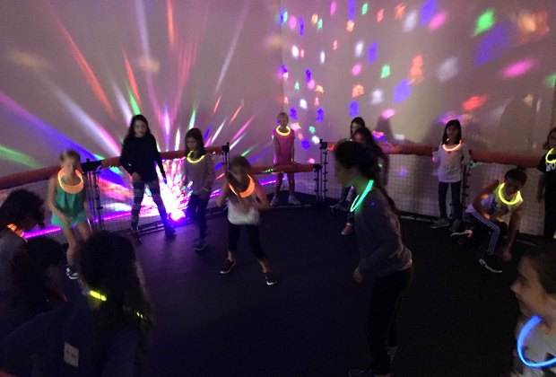 Kick your birthday party up a notch or two with a glow party at The Gagasphere in Waldwick, NJ.