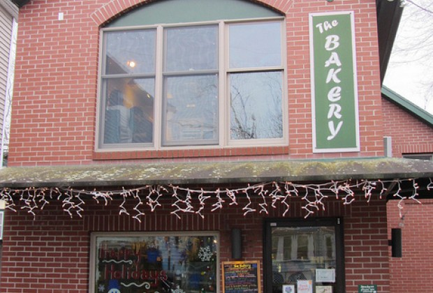 Breakfast, lunch, dinner or dessert--the Bakery is the place to go!