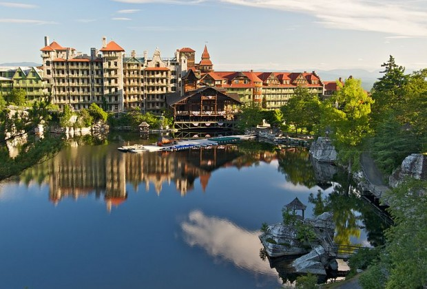 There's all kinds of family fun at Mohonk Mountain House