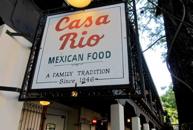 Casa Rio Restaurant, River Walk