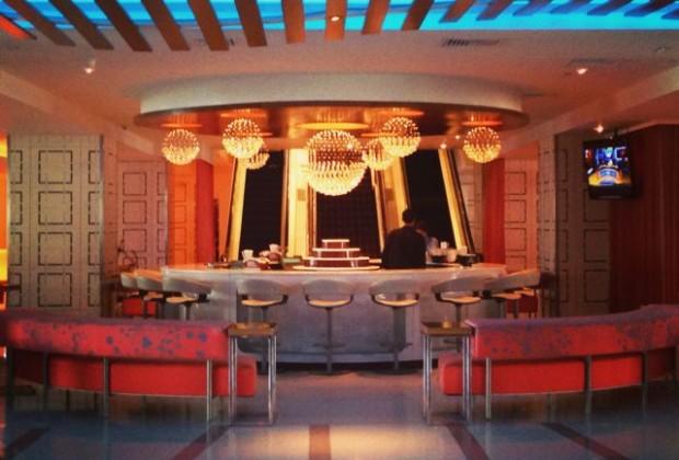 Glam Condado Plaza Lobby