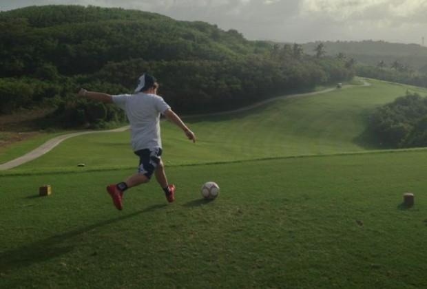 Foot Golf on the El Conquistador Golf Course