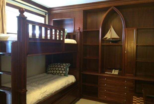 Second bedroom in Italian Village room