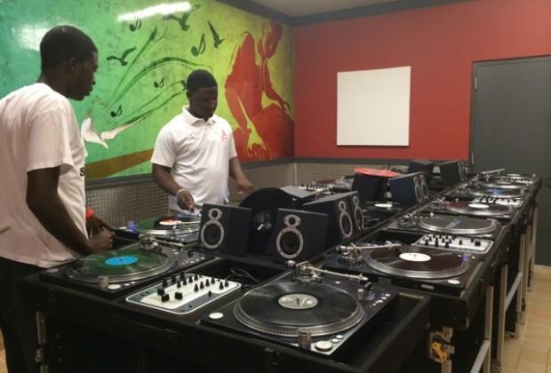 DJ Scratch Academy is one of the unique activities