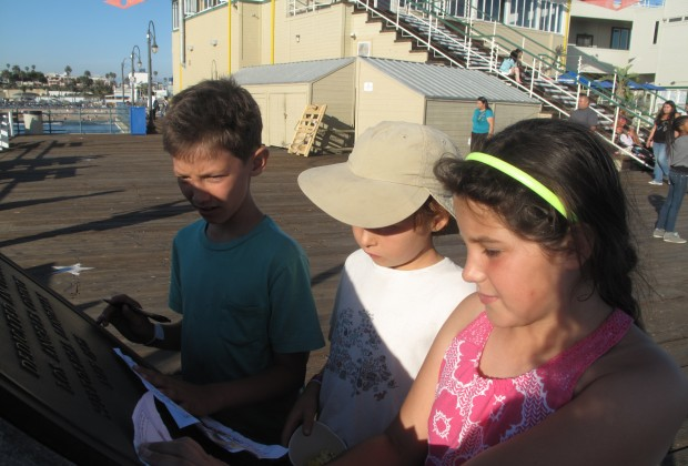 Learning some Pier history