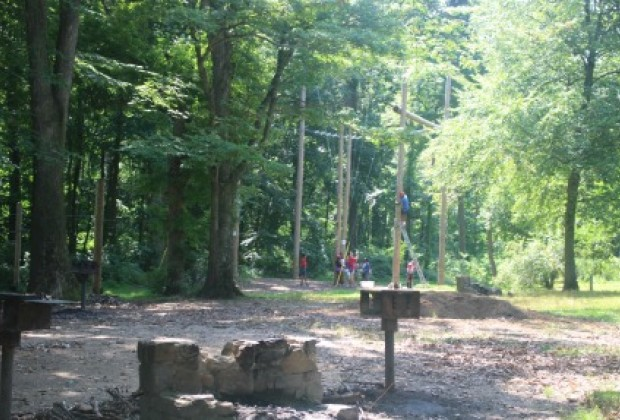 Plus the challenging Alley Pond Park Adventure Course featuring ropes, a zip line and...