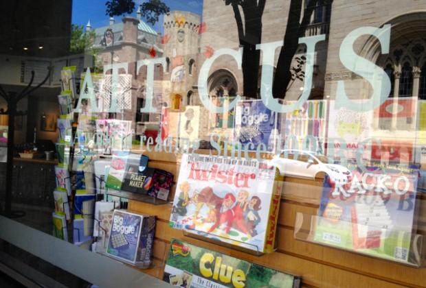 Atticus Bookstore/Cafe