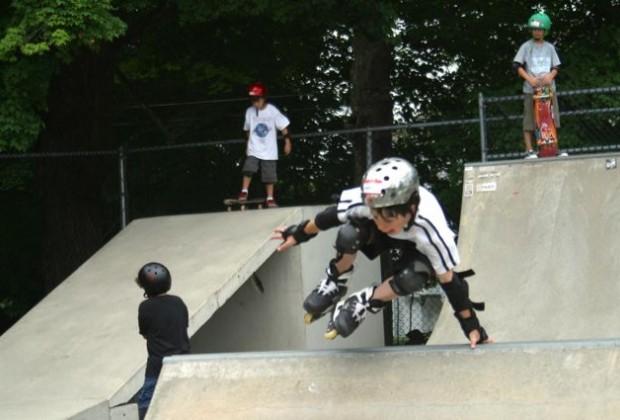 Graham Dickinson Skate Park