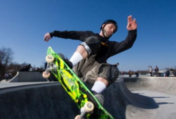 Jennings Beach Skate Park
