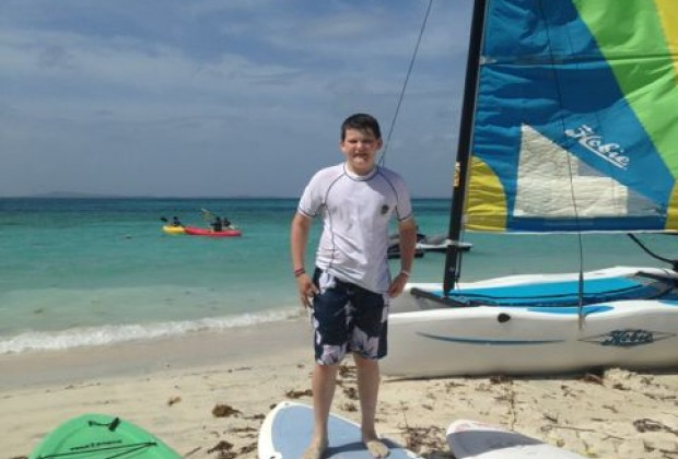 Stand Up Paddle Boarding at Palomino Island