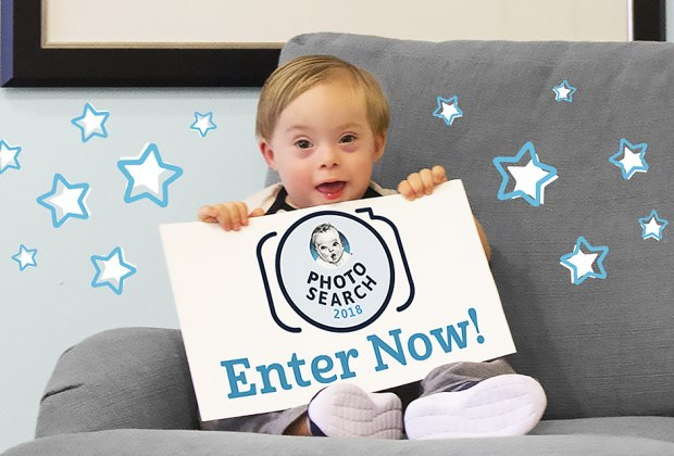 Last year's Gerber Baby winner is all smiles for the camera. Photo courtesy Gerber