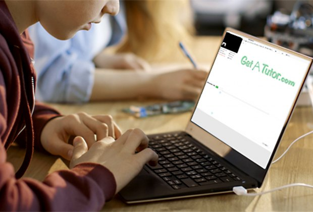 Connect with an online math tutor in minutes with these services. Photo courtesy of GetATutor