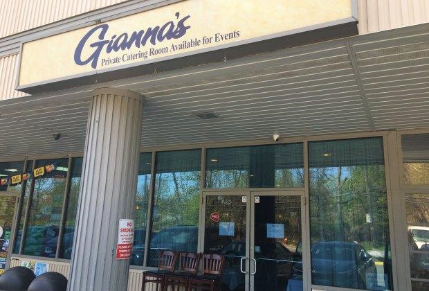 Gianna's restaurant in Yonkers