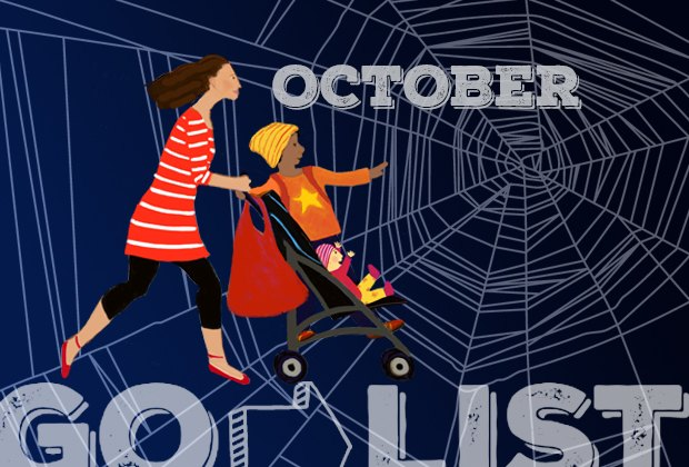 Halloween month in NYC is full of fun events for kids!