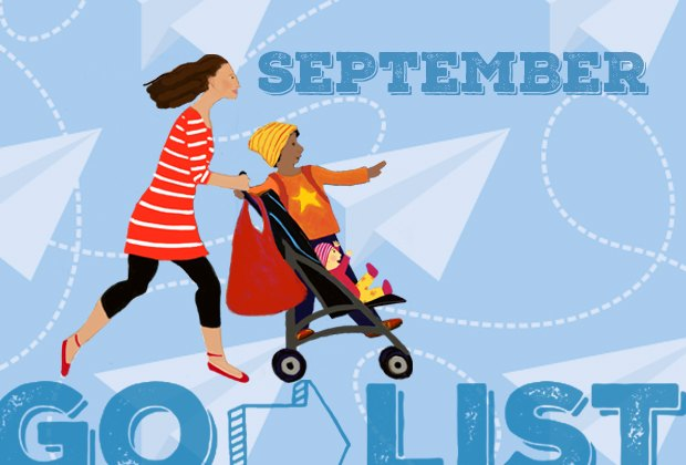 just because the kids are heading back to school doesnt mean the fun has to stop in fact september is one of the best months for free outdoor fun