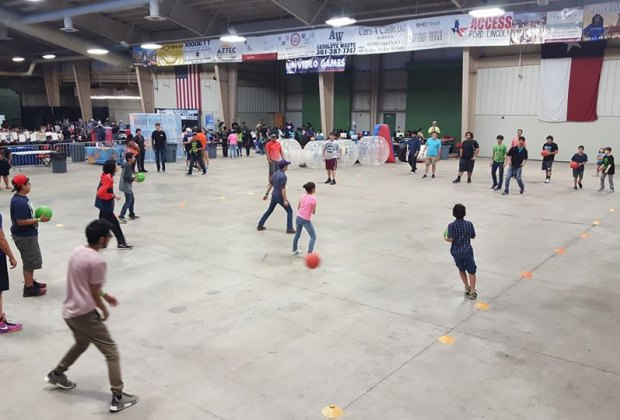 It's a weekend full of games of all varieties at GoGames 360./Photo courtesy of GoGames 360.