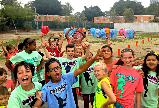 <i>Got Game Camp is sporty fun for kids of all skill, interest, and experience levels.</i>