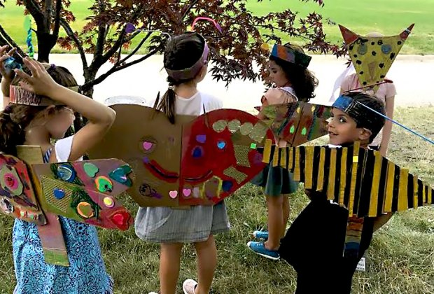 Great Art Camps For NYC Kids Paint Sculpt Sing Perform