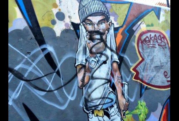 The Graffiti Hall of Fame