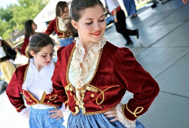 Celebrate a weekend of Greek culture at the annual Houston Greek Fest./Photo courtesy of Frosy Graf.
