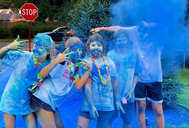 Photo courtesy of Greenwich Color Challenge