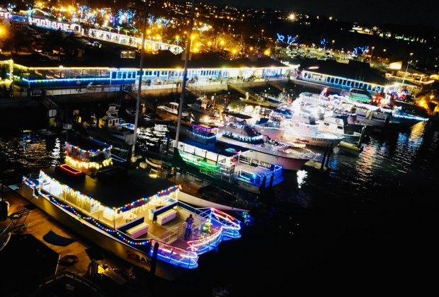 Enjoy the festivities at Happy Harbor Day at Dana Point. Photo courtesy of Dana Wharf