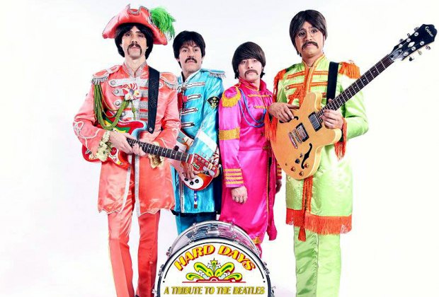 Hard Days Night, a Beatles Tribute Band, will be performing August 12th from 5-7pm as part of the City of Manhattan Beach Concerts in the Park series